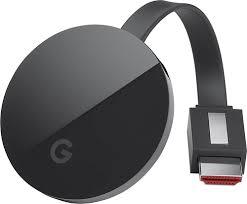 Google Chromecast Ultra $54