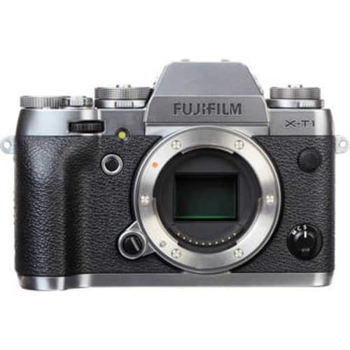 X-T1 Mirrorless Digital Camera (Body Only, Graphite Silver Edition) (Save $900.00) $599