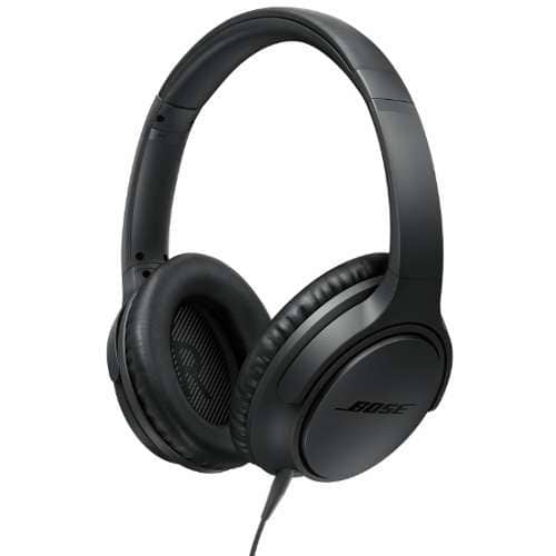 Bose SoundTrue around-ear headphones II - Apple devices, Charcoal $99