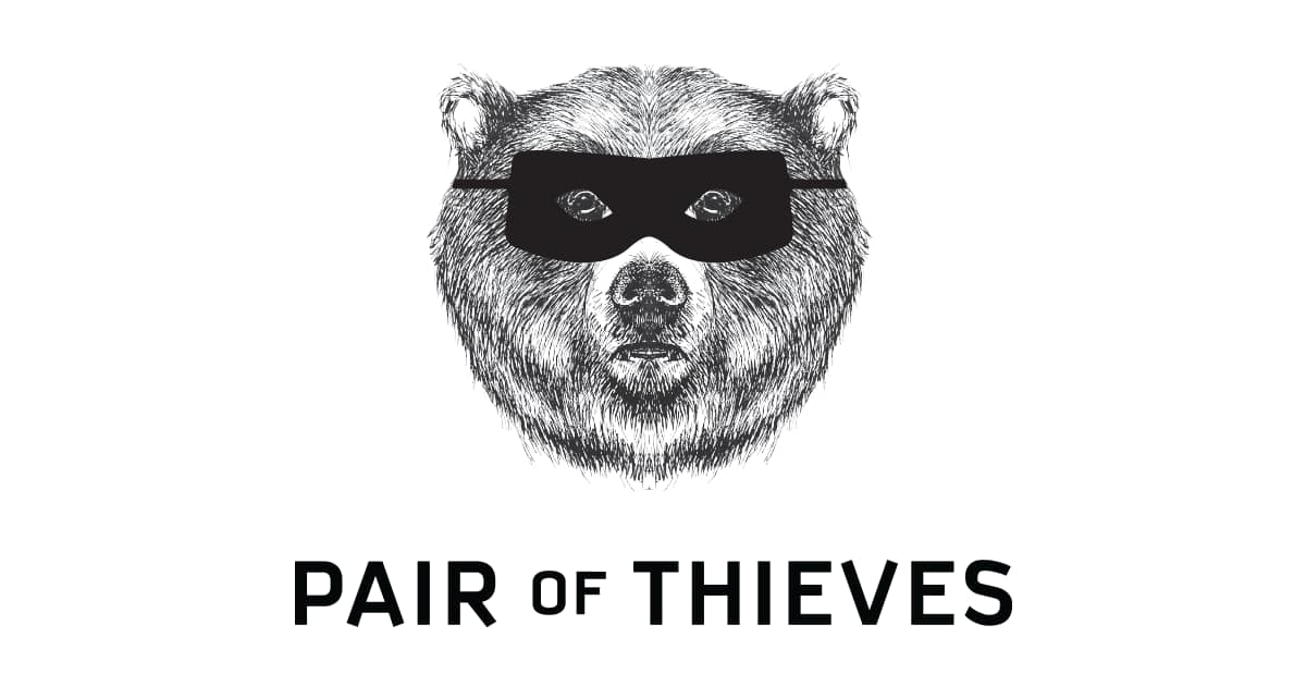 20% off and Free Shipping at Pair of Thieves Website