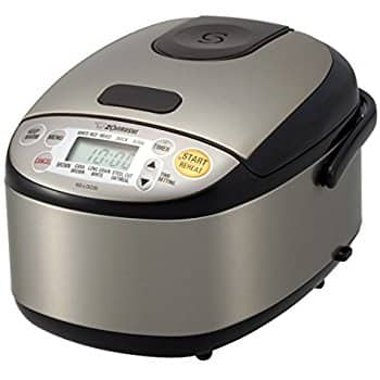 Zojirushi  NS-LGC05 Micom Rice Cooker & Warmer $82