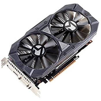 Maxsun GTX 1050Ti 4G GDDR5 128bit Graphics Card With HDMI+VGA+DVI and Cooling Fan $199.99