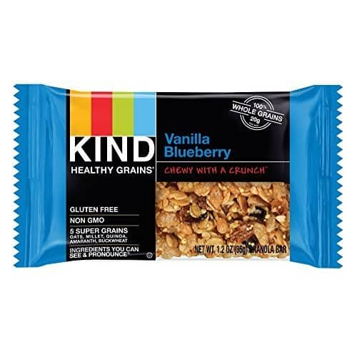 Kind Bars [Vanilla Blueberry] As little as $6.17 with S&S