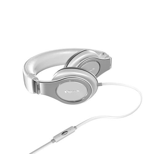 Klipsch Reference On-Ear Premium Headphone, White [White, Standard Packaging] $39.99