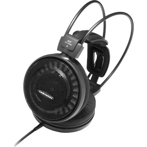 Audio Technica AUD ATHAD500X Audiophile Open-Air Headphones [ATH-AD500X] $65
