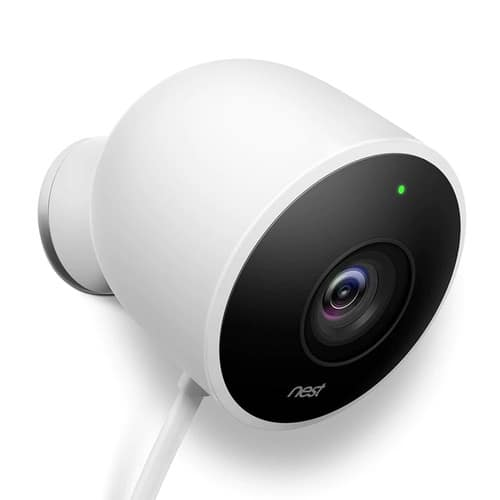 Nest Cam Outdoor Security Camera $149