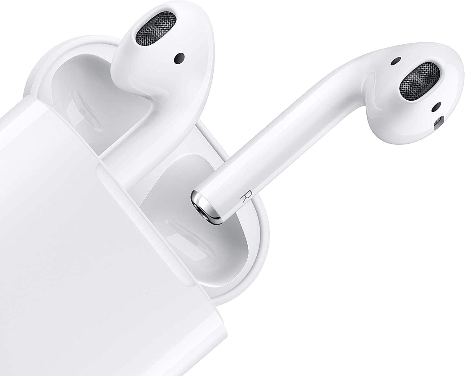 2nd Gen Apple AirPods with Charging Case (Wired) $119