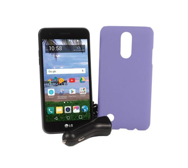 Tracfone LG Rebel 2 1500 min texts, 1 5GB data, 1 year of service