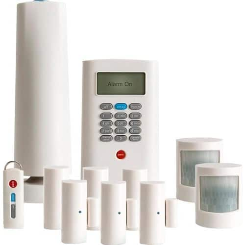 SimpliSafe - Defend Wireless Home Security System ($160 off, now $209.99 @ Best Buy)