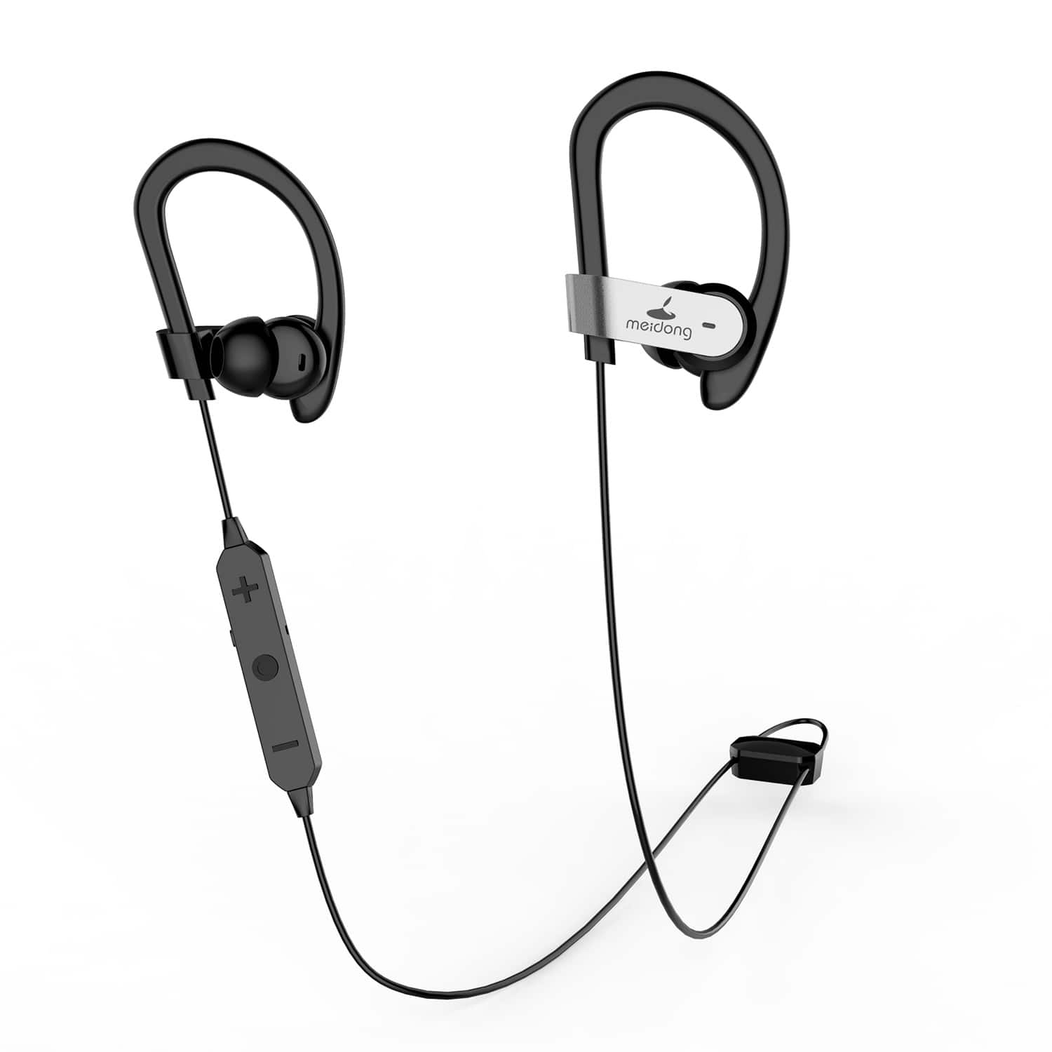Cowin HE8-C Wireless Bluetooth Active Noise Cancelling In-Ear Headphones with Sweat-Resistant, aptX Built in Mic & Vol Control Ear buds $47.99
