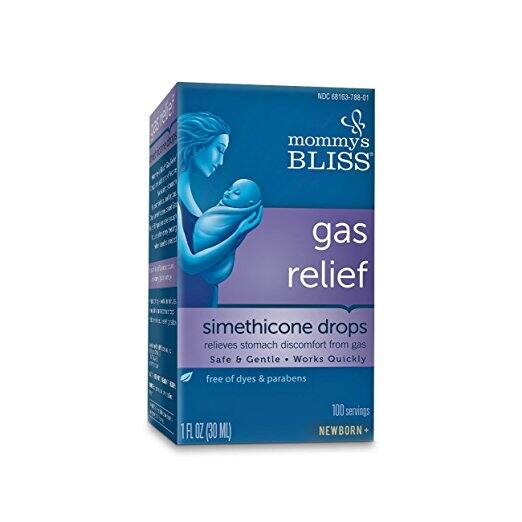 Add on item- Mommy's Bliss Gas Relief Drops $2.83 with Amazon Subscribe and Save