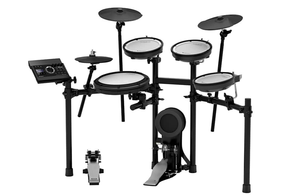 Roland TD-17KV V-Drums Electronic Drum Set + $80 Rewards Points ($1,020 + tax)