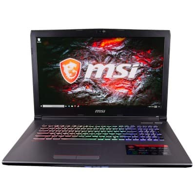 MSI GF72VR 7RF-650 | Black Friday/Cyber Monday | Starts at $1249