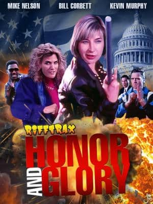 "$2 off ""Honor and Glory"" RiffTrax $7.99"