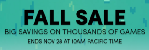 Humble Bundle Fall Sale