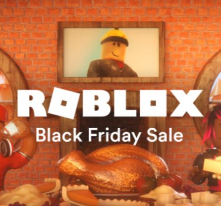 ROBLOX Black Friday