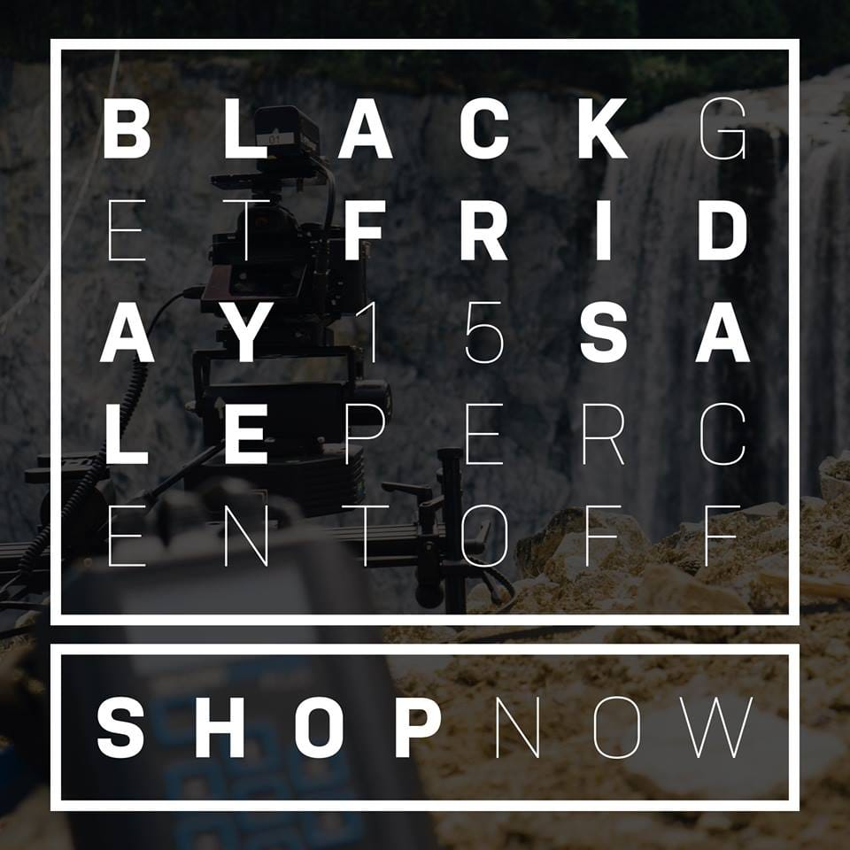 Kessler Crane - Black Friday Weekend Sale