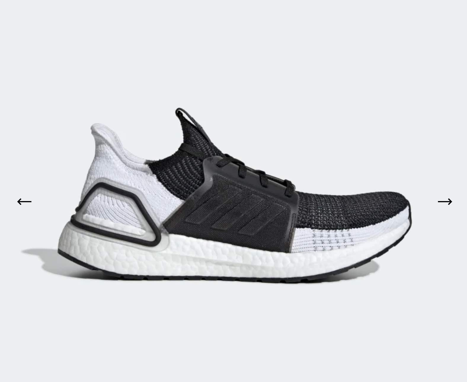 Adidas [CANADA] Men's / Women's Ultraboost Running Shoes (various colors) $87.50 CAD