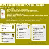 Apple iTunes Deal: Free Drink at Argo Tea (up to $5) with app download and signup