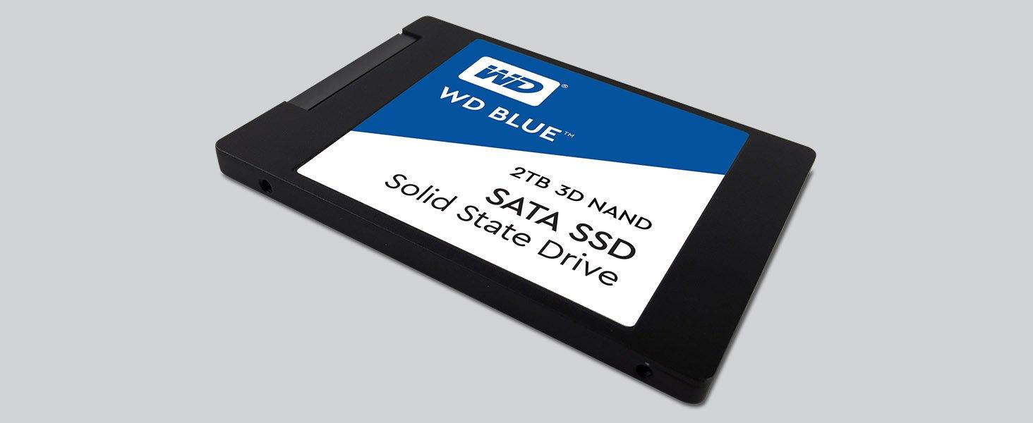 WD Blue 3D NAND 1TB SSD SATA III 6 GB/s $199 $199.99