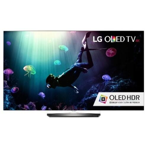 B7A-Series 55-Class UHD Smart OLED TV