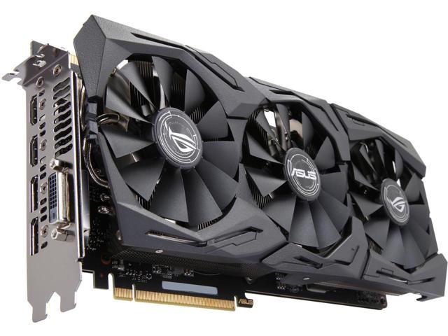 ASUS ROG GeForce GTX 1070 Ti STRIX-GTX1070TI-A8G-GAMING 8GB - $449 AR w/ Free Shipping @ Newegg $449.99
