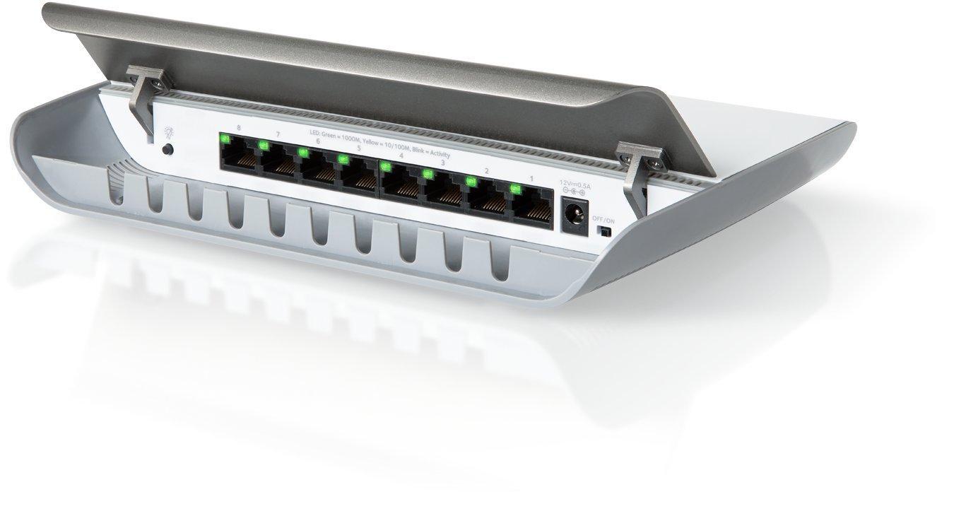 NETGEAR GS908 8-Port Gigabit Unmanaged Switch - $34.99
