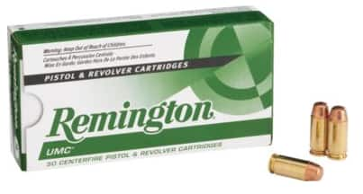 400 Rounds Remington 9mm Luger 115 Grain with Ammo Can - $83.97 ($0.21/round)
