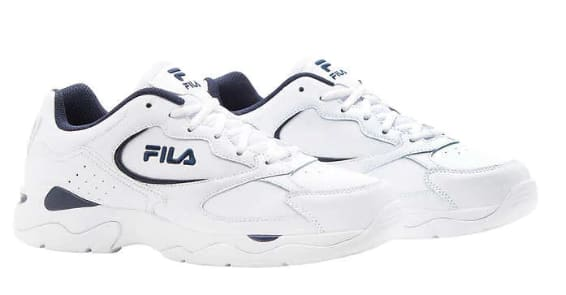 Fila Mens Leather Running Shoes, 14.99 each or 5 for 54.95 @ Costco.com