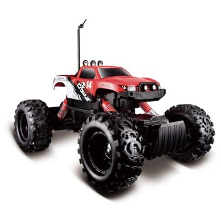 Maisto R/C Rock Crawler Radio Control Vehicle (Colors May Vary) $19 at amazon(free shipping with prime)