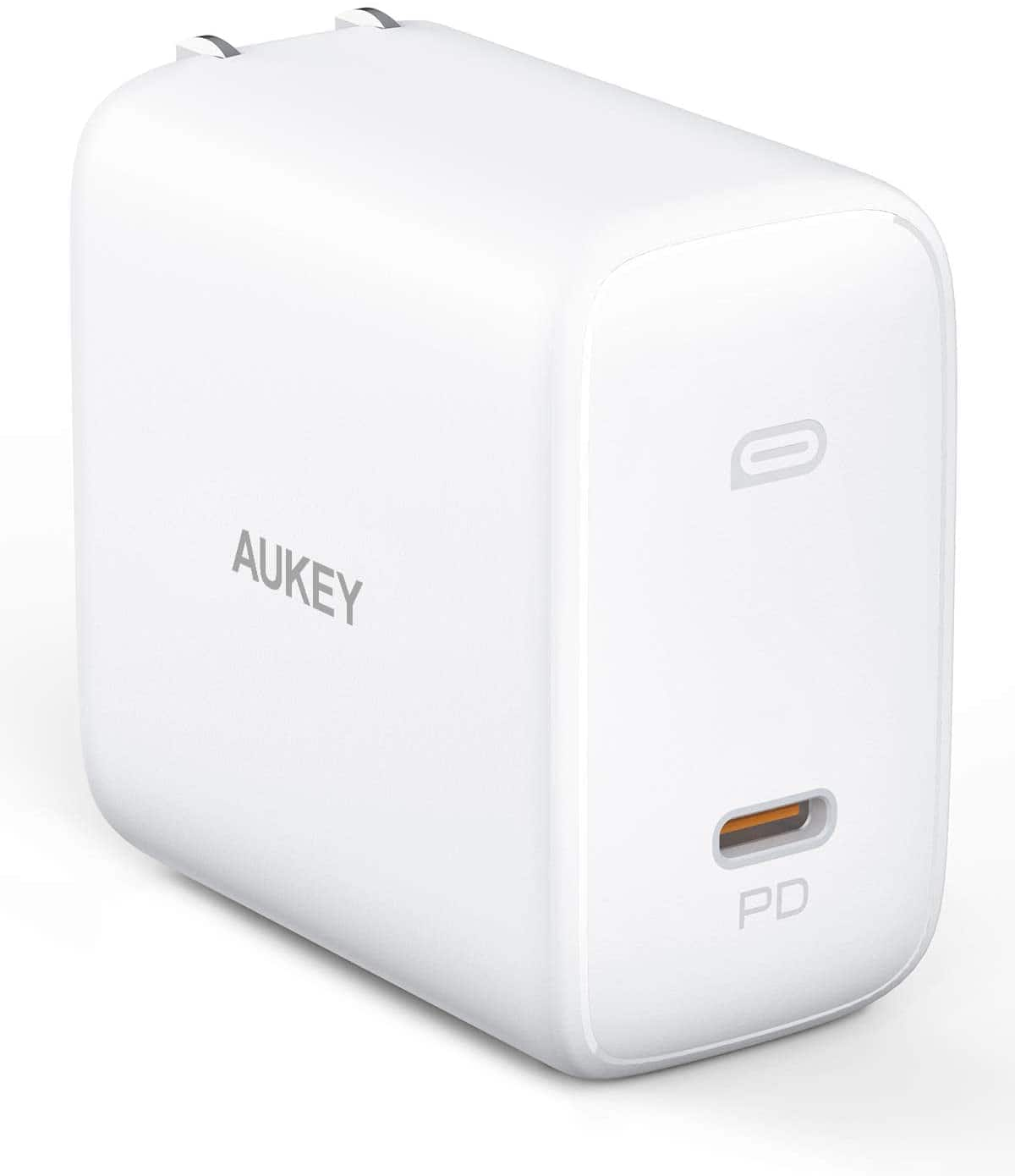 100W AUKEY Omnia USB C Charger $29.99 after coupon w/free standard shipping or Prime