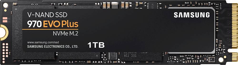 Samsung 970 EVO Plus 1TB (Refurbished) $109.99