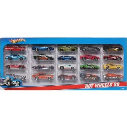 Hot Wheels 20 Car Gift Pack DXY59 $14.99