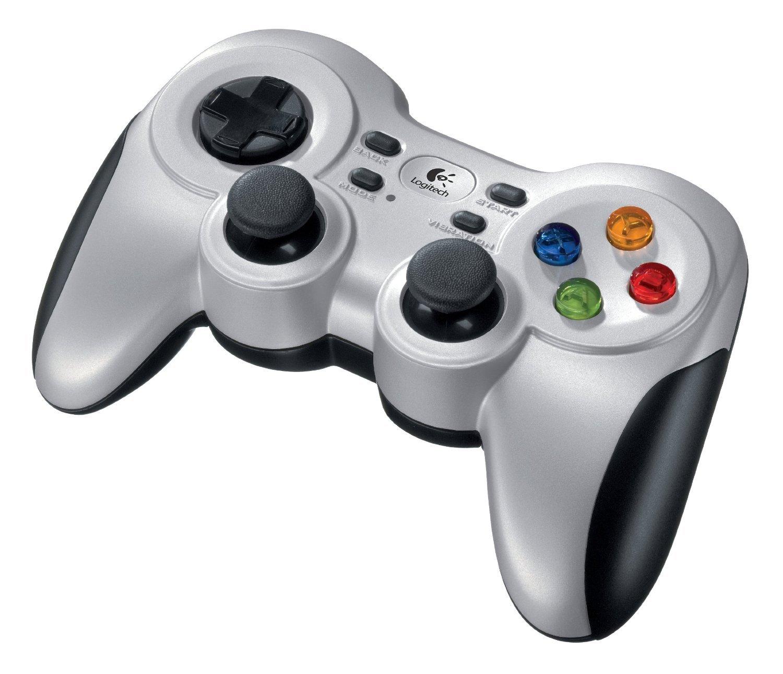 Logitech Gamepad F710 (wireless, works with Steam Link) $29.99