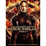 The Hunger Games Mockingjay Part I and Selma are both $.99 Digital Rentals on Amazon (cheap credit use)