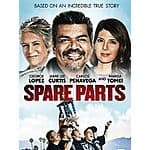 Spare Parts (2015)- Amazon Instant Video Rental SD or HD - $.99