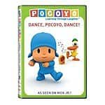 Pocoyo: Dance Pocoyo Dance (Kid) DVD- $1.68 shipped with Prime (YMMV $1 no-rush credit)