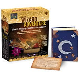 Magical Wizard Adventure- $6.16 shipped with Prime on Amazon