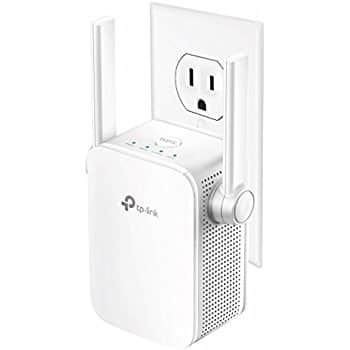 TP-Link AC1200 Dual Band WiFi Range Extender for $34.99 after $10 Instant Coupon - Amazon