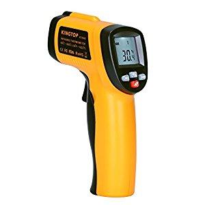 Digital Infrared Thermometer, Non-contact Laser IR Temperature Gun $11.98 (Regular $19.98)
