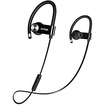 Bluetooth Headphones Wireless Sports Earphones w/ Mic, $12.71 (Regular 23.99)