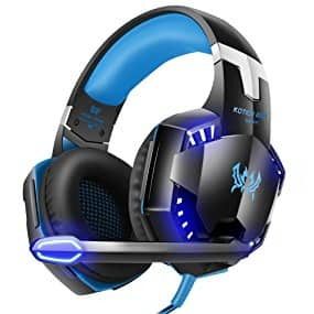 Stereo Gaming Headset for Xbox one, PS4, PC, Wii, Nintendo Switch, $19.99