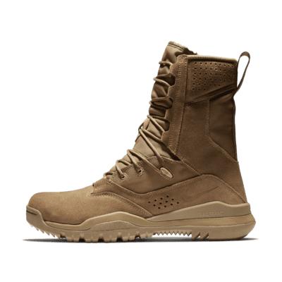 "Nike SFB Field 2 8"" Leather Tactical Boots. Nike.com $54.98"