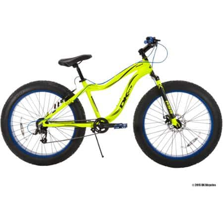 DK Duke Fat Tire Bike $129 Free Shipping, Entry level fat tire bicycle 50+% off