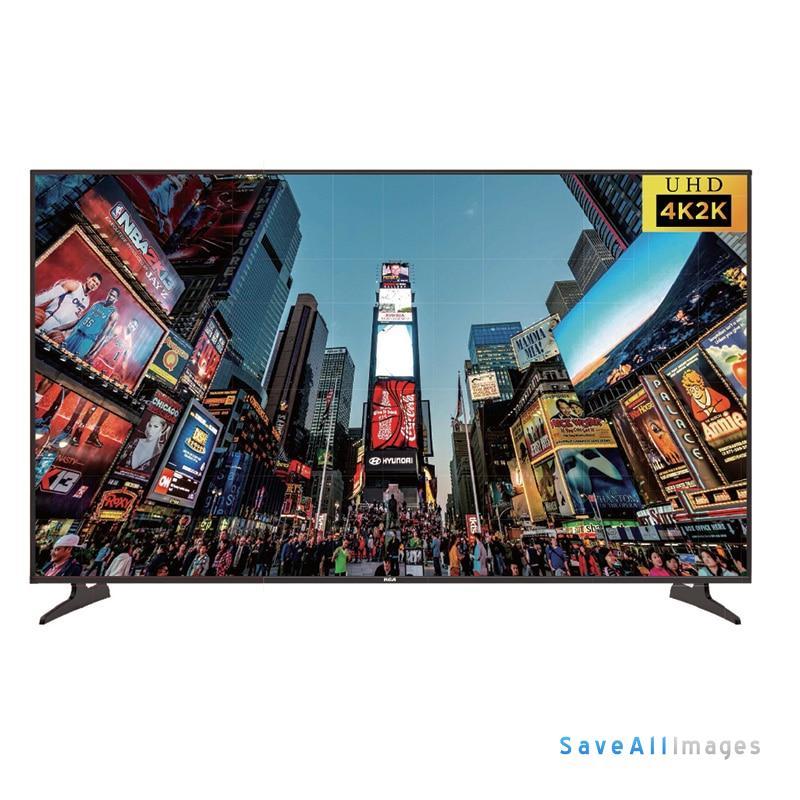 """RCA 75"""" Class 4K (2160P) LED TV (RTU7575) $1000"""