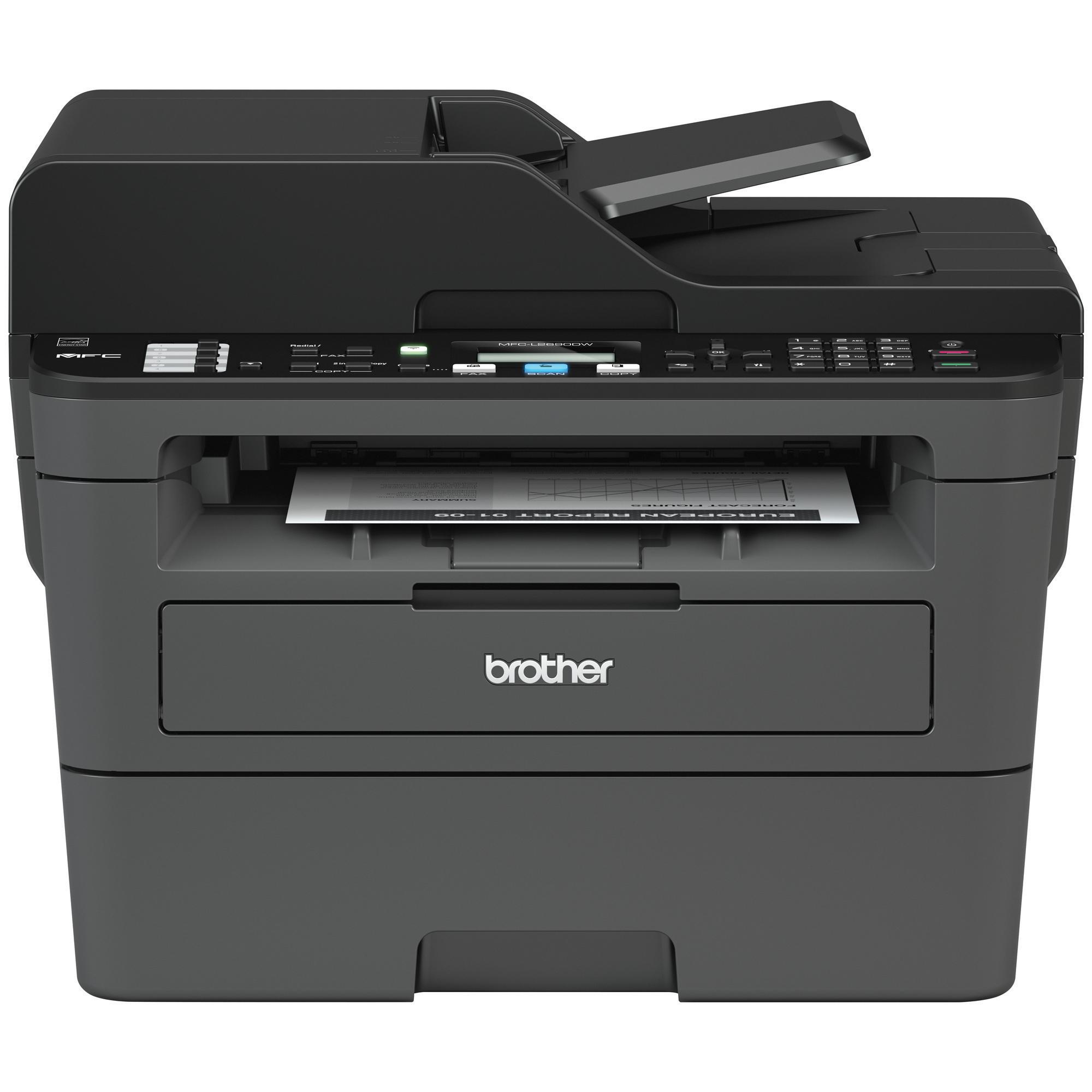 Brother MFC-L2690DW Monochrome Laser All-in-One Printer, Duplex Printing, Wireless Connectivity - YMMV Walmart.com $139
