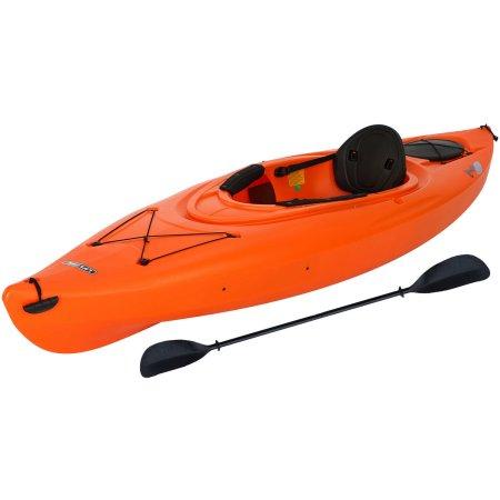 Lifetime Lancer 10ft Sit-In Kayak with Paddle, Orange,  $162.58 + Free Ship-2-Store or $20 shipped
