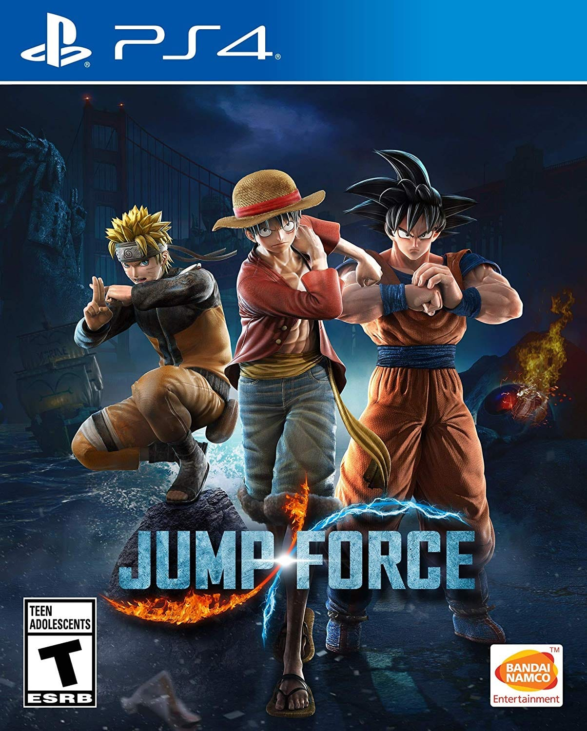 YMMV - Clearance video games in Walmart, Jump force ps4 $5, Ni no kuni switch $10