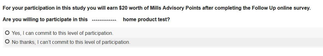 H/U:To Mills Advisory Panel members, Check your email for a Product Test Opportunity *CLOSED!!*