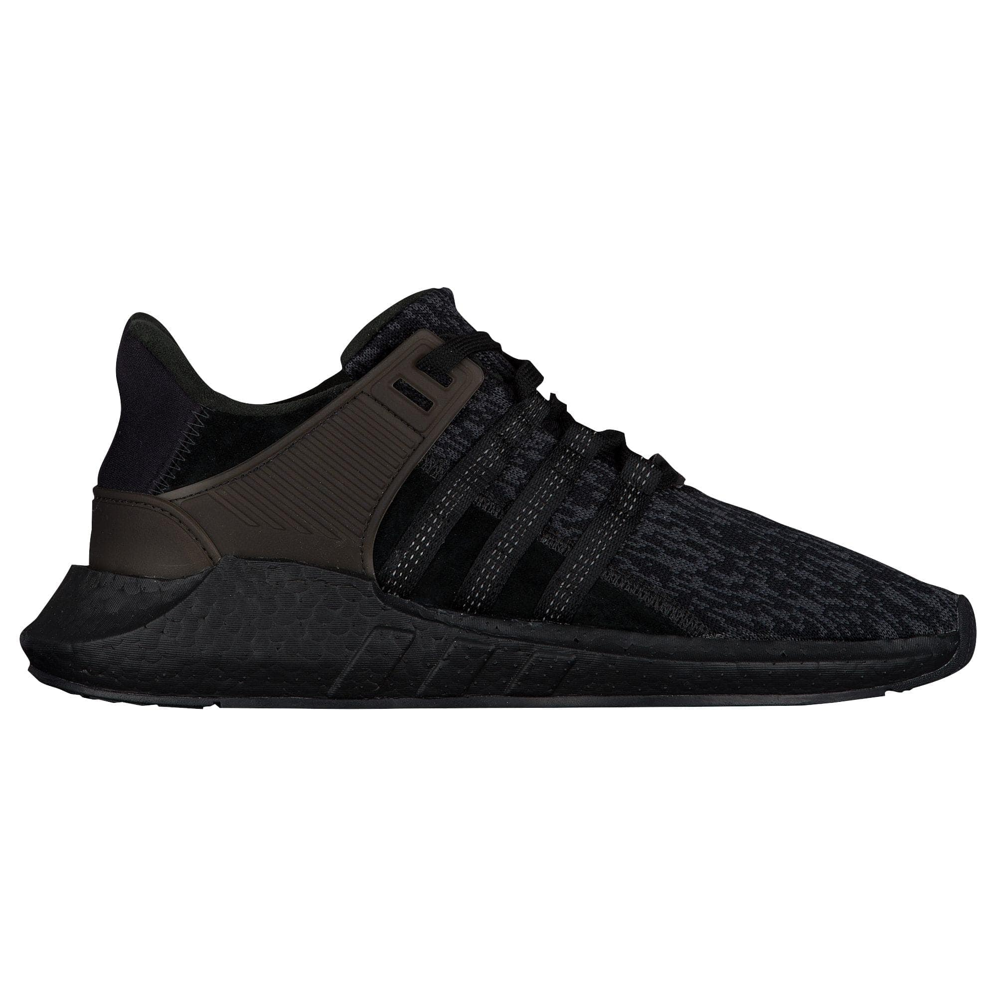 4e304b29c50507 adidas Originals Men s Eqt Support 93 17 Boost Shoes Triple Black  79.99 -  Pick up only YMMV